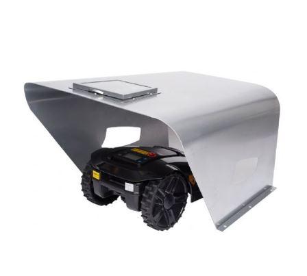 Robot Garage Alu 4